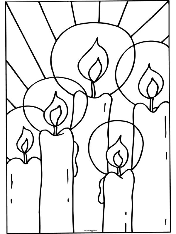Lichtmis Kaarsjes