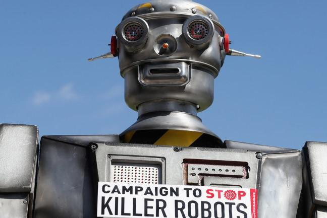 De tijd is rijp voor een internationaal verbod op killer robots © Amnesty Internationaal