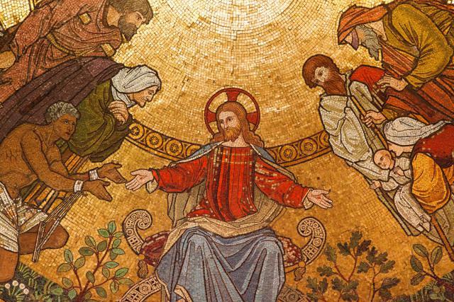 God roept ieder mens tot een volheid van leven voorbij de grenzen van de dood.