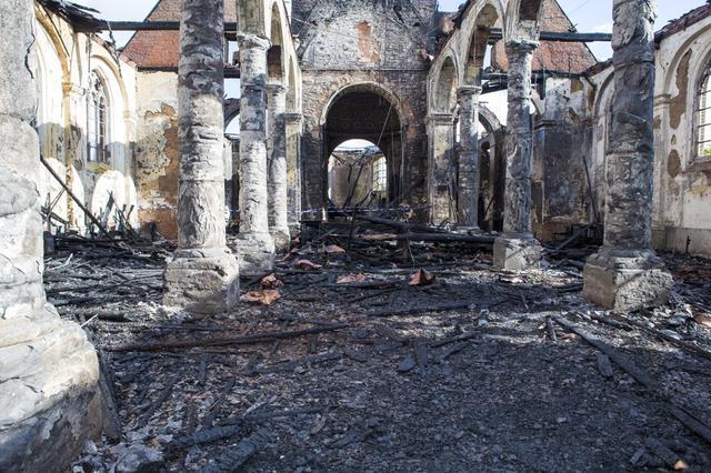 Kerk van Anzegem © Sint-Jan de Doper en Sint-Eligius, Anzegem