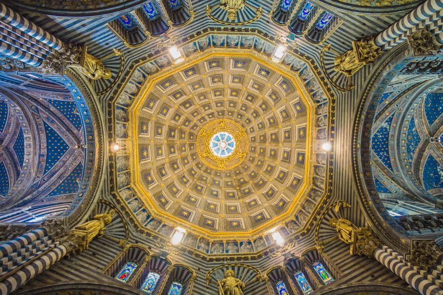 Cattedrale di Santa Maria Assunta in Siena © Pixabay