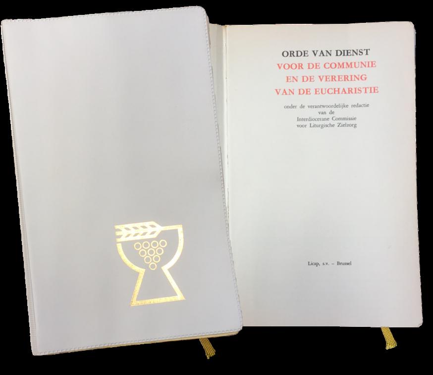 OvD communie en verering van de eucharistie