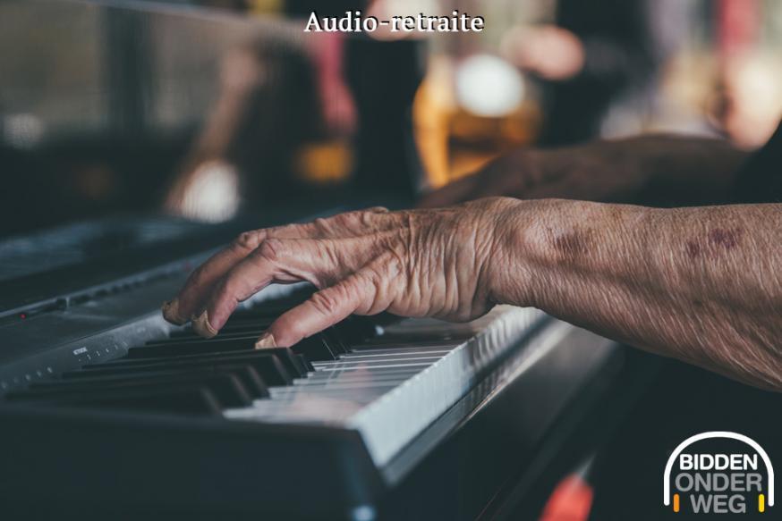 Audio-retraite over ouder worden © Bidden Onderweg
