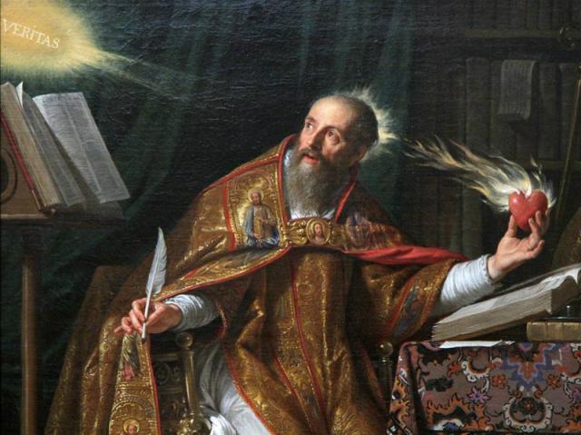 Sint-Augustinus © augustijnen