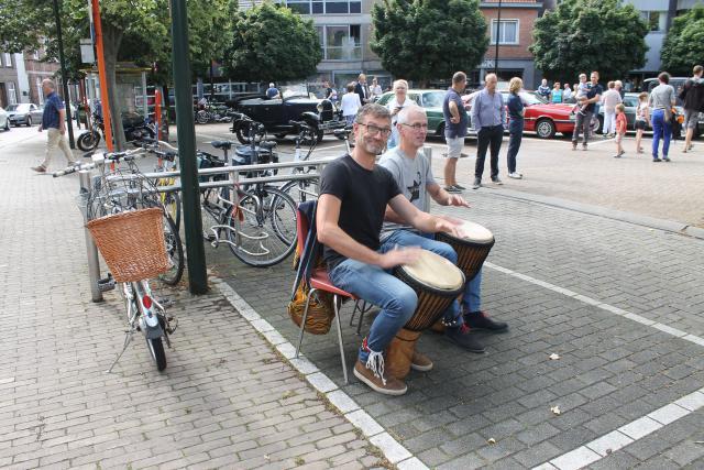 Zegening weggebruikers Evergem