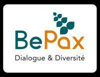 Het nieuwe logo van Pax Christi Brux-Wal © BePax