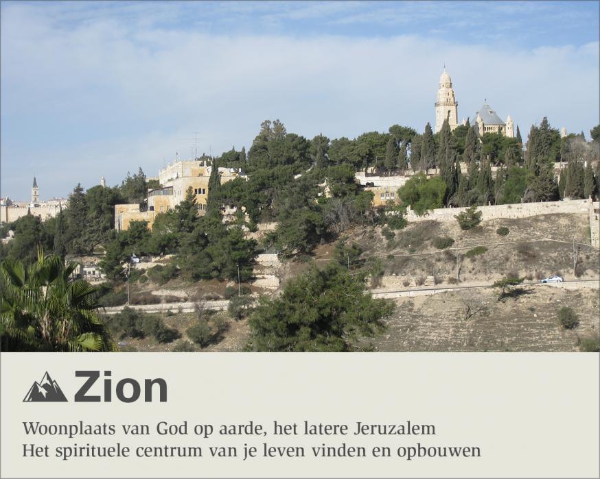 Zion © Sim D'Hertefelt - Foto CC Deror_avi