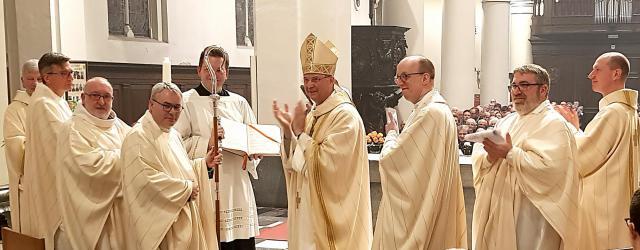 feestviering in de Kempen van Mgr Johan Bonny