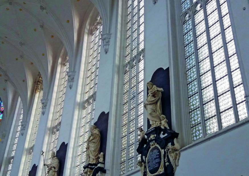 Hoogkoor zuid Sint-Pauluskerk © Sint-Pauluskerk Antwerpen