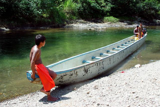 Panama - indianen