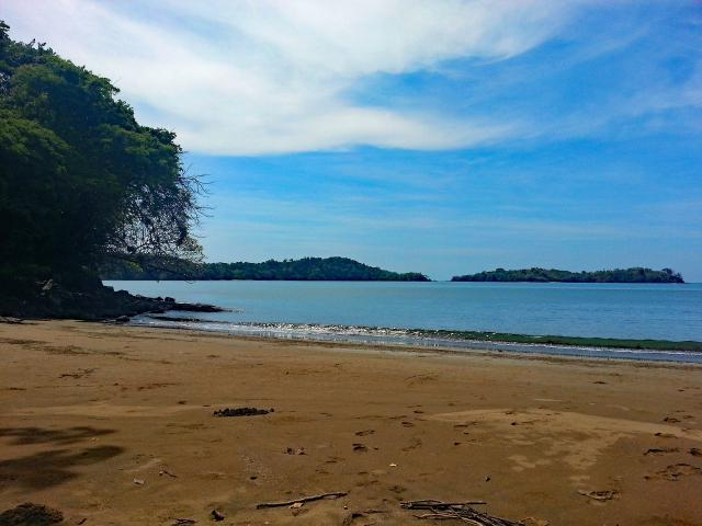 Panama - eiland Boca Brava