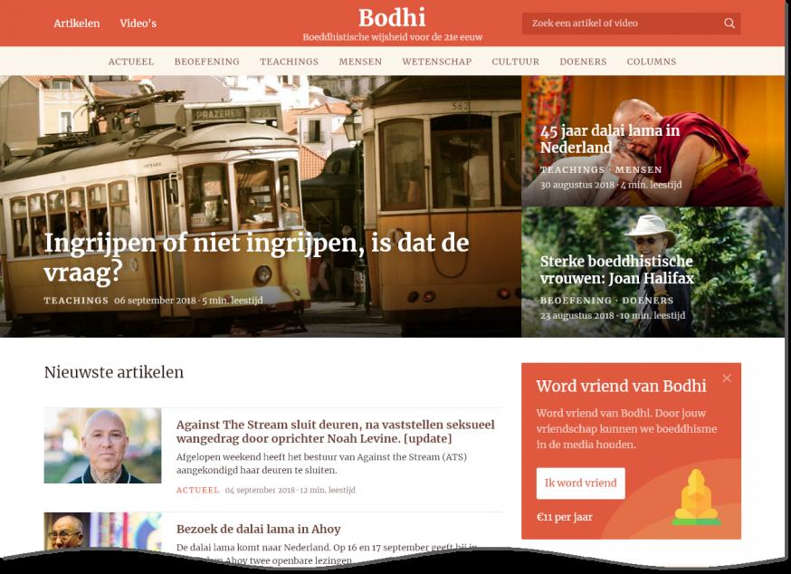 Bodhi © bodhitv.nl