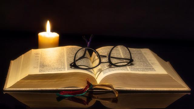 De heilige Schrift als ontmoeting met God.