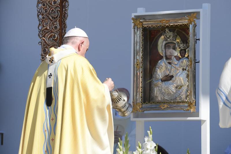 Slotviering Eucharistisch Congres © Vatican Media