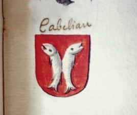 Twee priorinnen in de woelige 16e eeuw kwamen uit de fam. Cabeliau, SAO 356/40-8