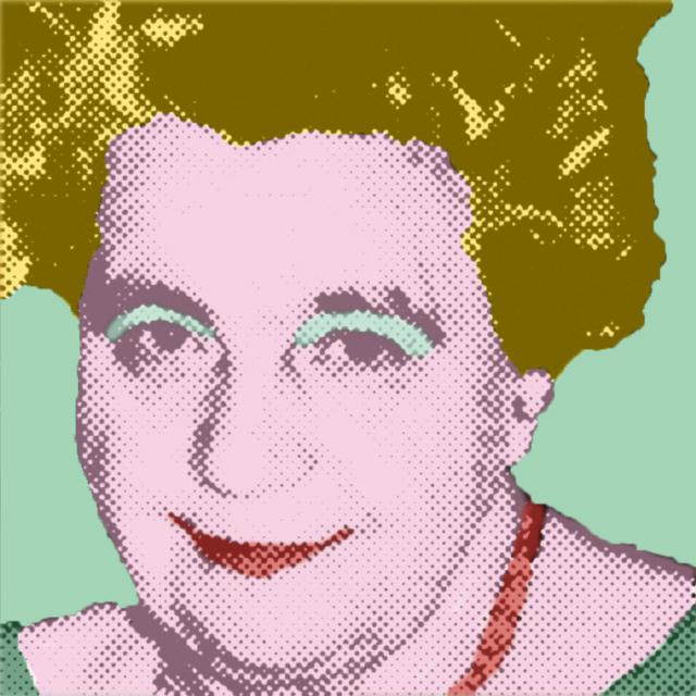 Camille Contzen-Crowet (1900-1971) © Sim D'Hertefelt, Foto Carmelitana