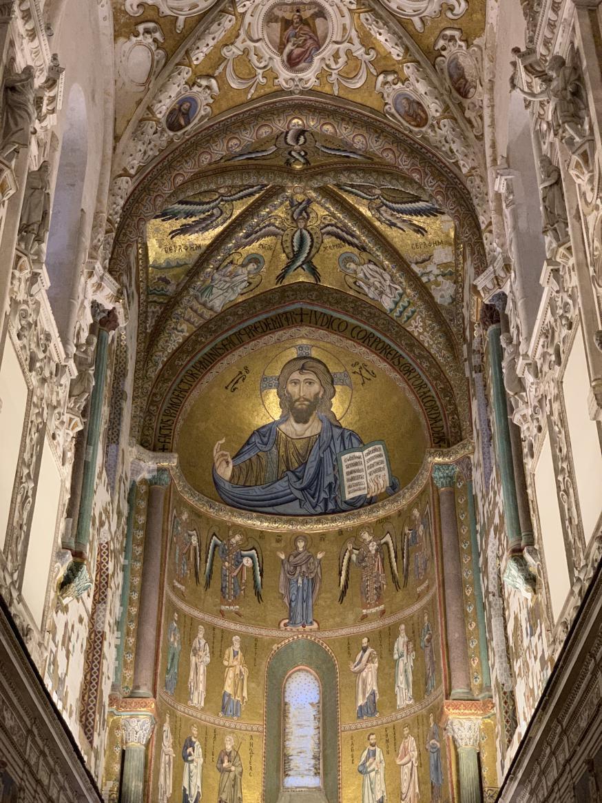 Cefalù kathedraal in Sicilië. © Jane Krauss / CC Flickr