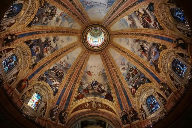 Basilica de San Francisco el Grande in Madrid  © Pixabay