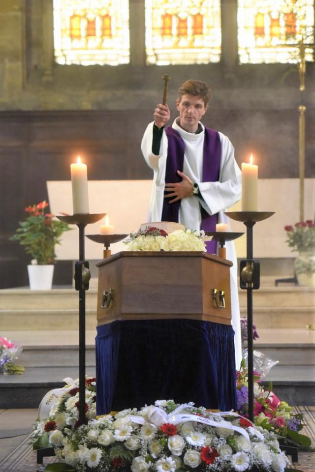 Katholieke uitvaartliturgie © liturgie.catholique.fr