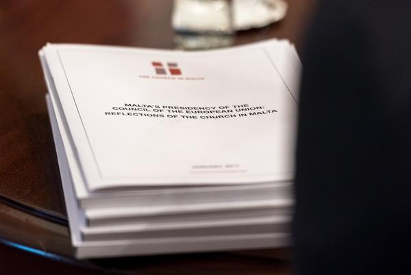 Maltese EU-voorzitterschap © comece