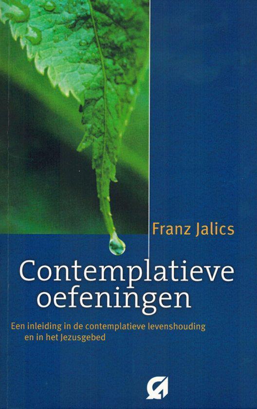 Contemplatieve oefeningen © Jan Demuynck