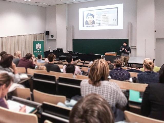 Dag van godsdienst voor leerkrachten basisonderwijs. © Severine Verhulst
