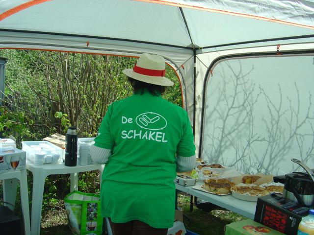De Schakel in Puurs krijgt de 20ste Prijs Armoede Uitsluiten van Welzijnszorg. © De Schakel