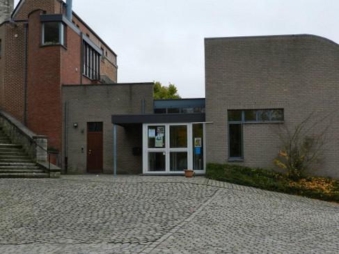 Zaal Moriaan te Alsemberg