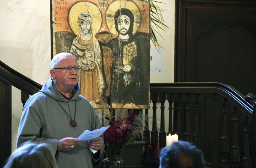 Bisschop Lode Van Hecke © Bisdom Gent, foto: Maîtrise