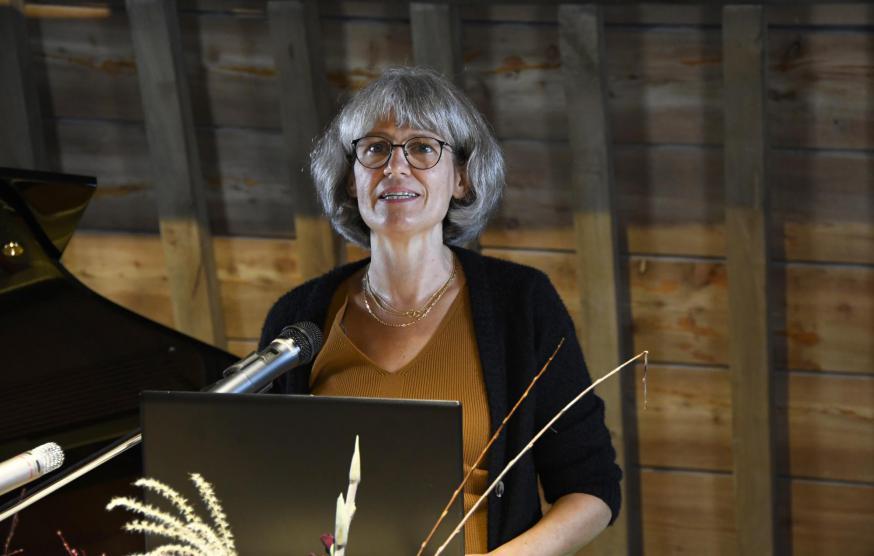 Kathleen Martens © Bisdom Gent, foto: Maîtrise
