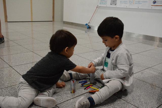 Vluchtelingenkinderen krijgen eindelijk een veilige thuis © Sant'Egidio