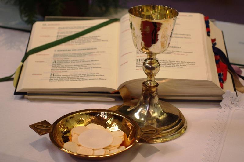 Eucharistie © wordpress.com