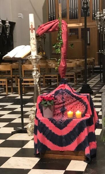 Kruisweg © parochie Onze-Lieve-Vrouw Lichtaart