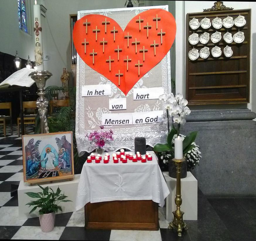 Allerzielenviering 2019 © parochie Onze-Lieve-Vrouw Lichtaart