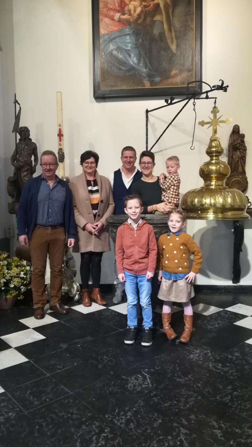 dopeling Arne © parochie Onze-Lieve-Vrouw Lichtaart