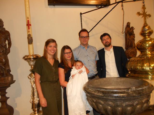 dopeling Lucas © parochie Onze-Lieve-Vrouw Lichtaart
