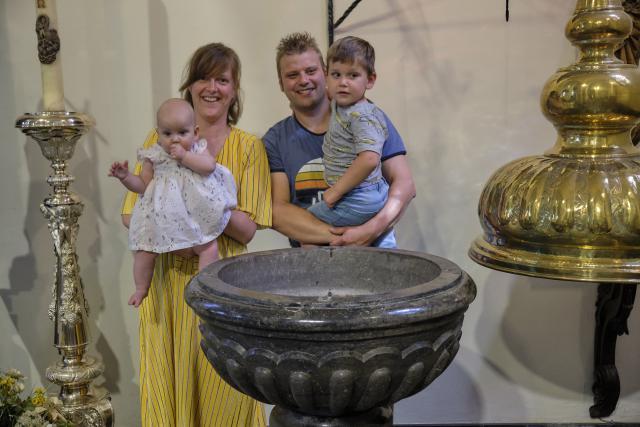 dopeling Janne © parochie Onze-Lieve-Vrouw Lichtaart