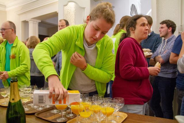 Feestelijke jongerenavond 2018 © IJD Gent: Koen Van den Bossche