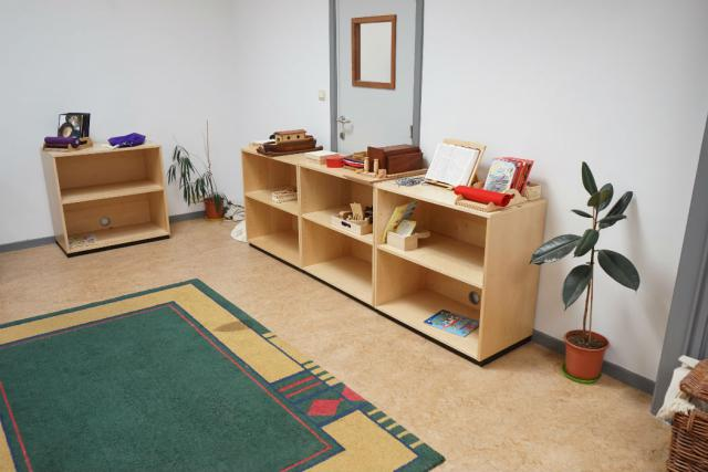Godly Play room (first room) in Holy Trinity Church © Holy Trinity Church Brussels