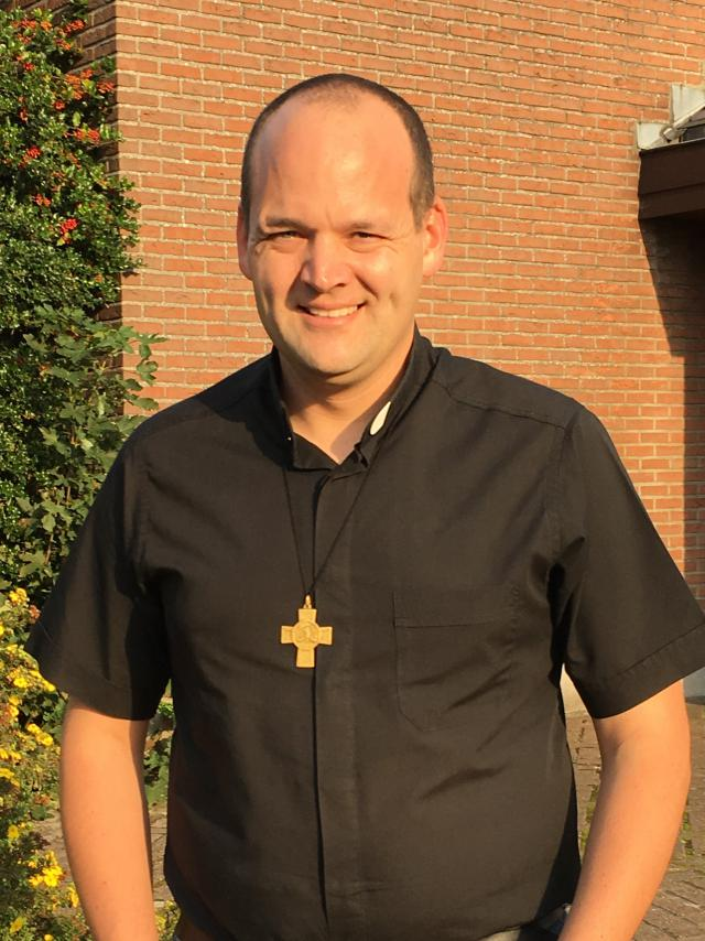 pater Koen Timmermans, sdb