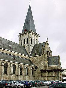 Sint-Martinuskerk Asse