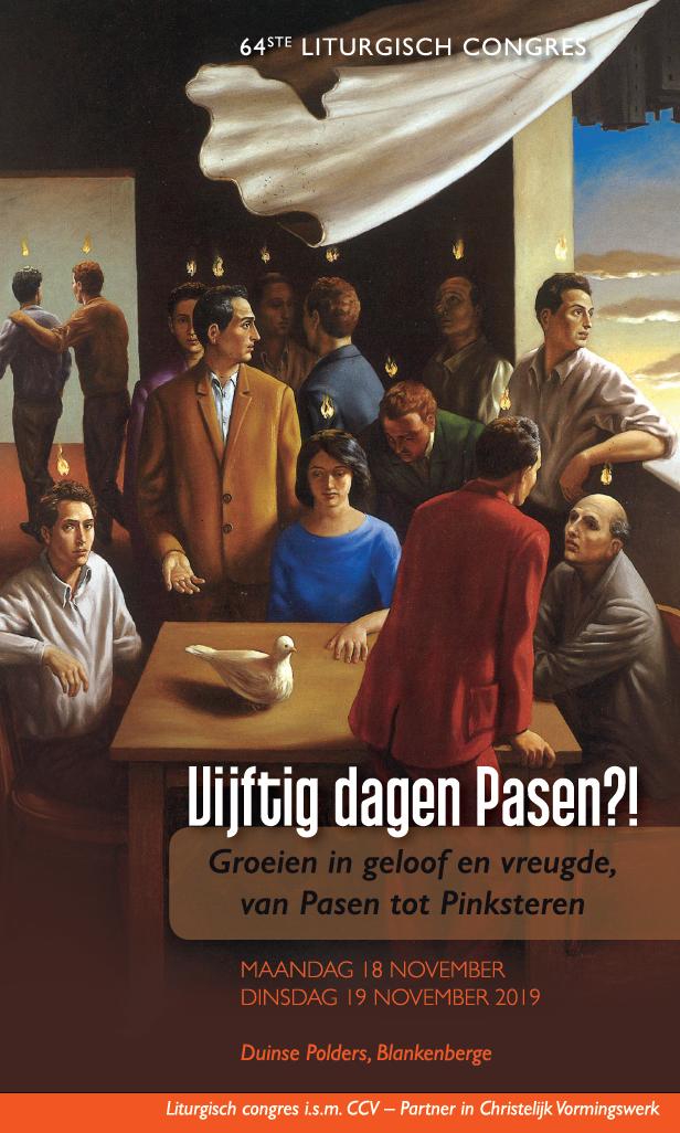 Folder Liturgisch congres © ccv