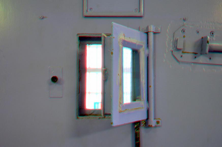 Gerechtigheid mag niet stoppen aan de deur van een gevangenis © CC Flickr