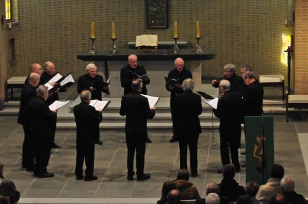 Gregoriaans koor Leuven © Gregoriaans koor van Leuven