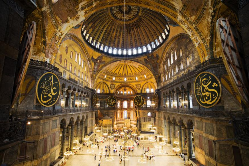 De Aya Sofia © Istanbul hotels