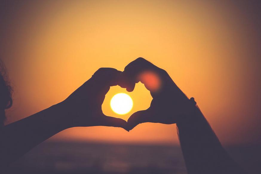 God U bent liefde, bron van het leven