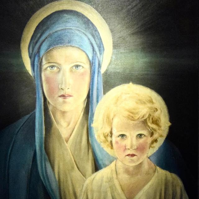 Verkoopstentoonstelling Heilige kunst van twee grote christelijke tradities © Karmel Gent