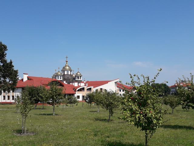 Het nieuwe Grieks-katholieke seminarie van Lviv © CCV Gent, foto: Dieter Van Belle