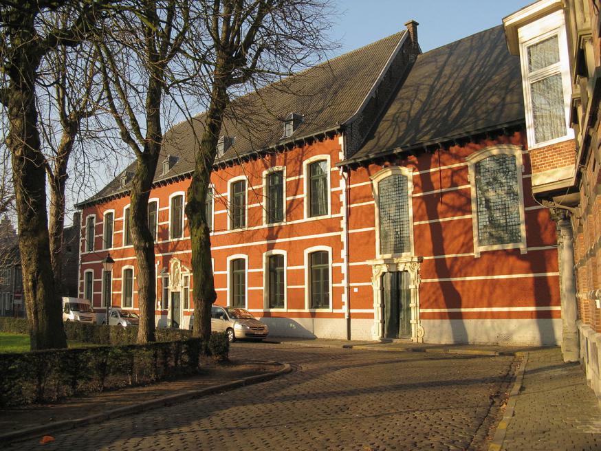 Sint-Elisabethbegijnhof © Wikimedia, foto: Demeester