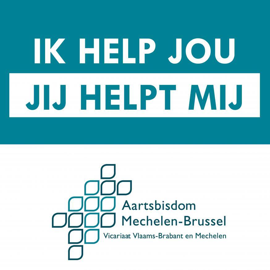 ik help jou, jij helpt mij